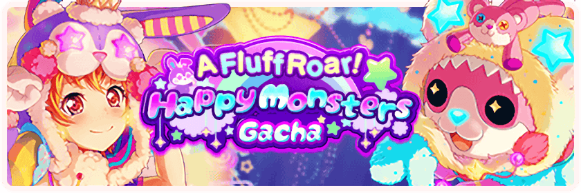 Fuwa Fuwa Gao! Happy Monster Gacha