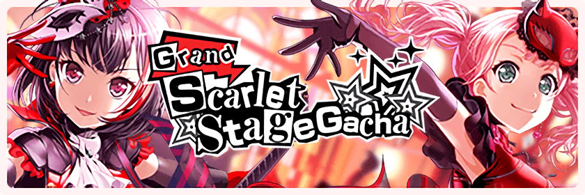 Grand Scarlet Stage