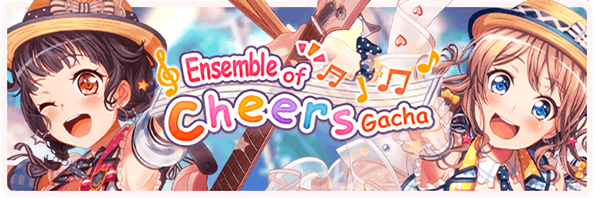 Ensemble of Cheers Gacha
