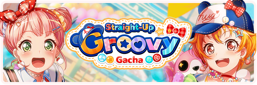 Straight-Up Groovy Gacha