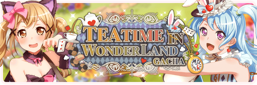 Tea Time in Wonderland