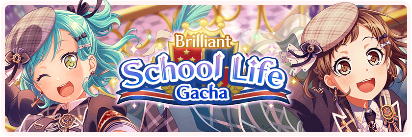 The Emanating Wisdoms of School Life Gacha