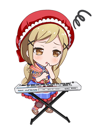 ★★ Arisa Ichigaya - Pure - Temporary Chaperone - Chibi