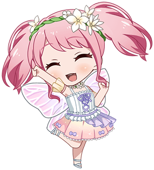 ★★ Aya Maruyama - Power - Giving My Full Support - Chibi