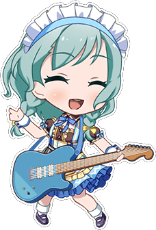 ★★★ Hina Hikawa - Happy - About this much - Chibi
