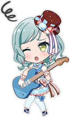 ★★★ Hina Hikawa - Power - Mysterious Beings - Chibi