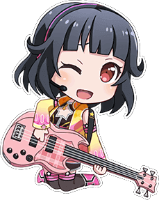 ★★★ Rimi Ushigome - Cool - Call for Courage - Chibi