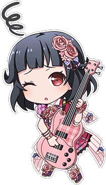 ★★★★ Rimi Ushigome - Power - Time for Chocolate Cornets - Chibi