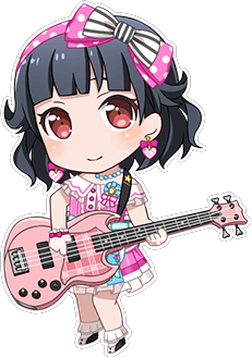 ★★★ Rimi Ushigome - Power - A Break With Chocolate - Chibi