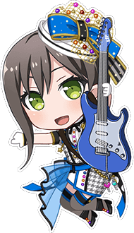 ★★★ Tae Hanazono - Power - Afternoon Beef Patty - Chibi