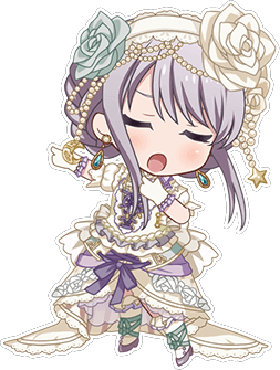 ★★★★ Yukina Minato - Power -  Reaching Greater and Greater Heights - Chibi
