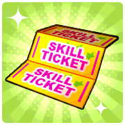 Skill Ticket (Triple)