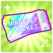 ★★★★ Miracle Tickets