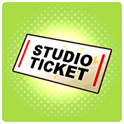 Studio Ticket (Single)