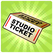 Studio Ticket (Double)