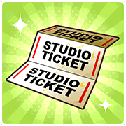 Studio Ticket (Triple)