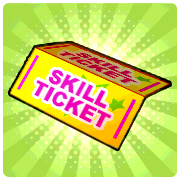 Skill Ticket (Double)