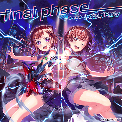 final phase (Cover)