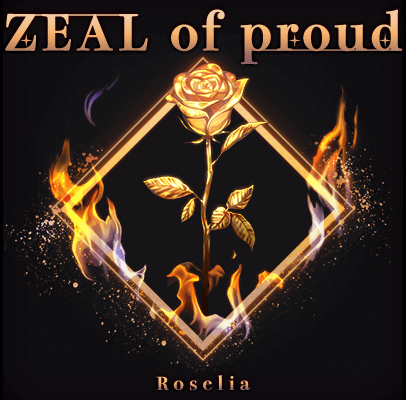 ZEAL of proud